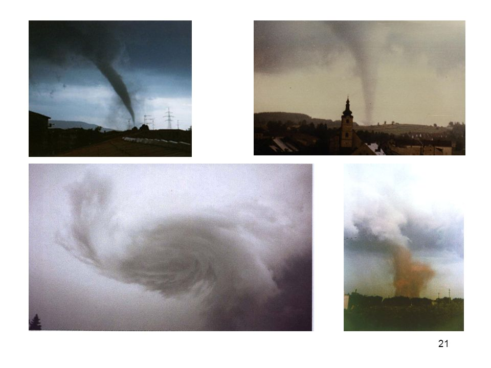 20 Tornados in Europa: Beispiele