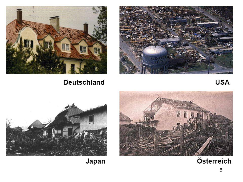 45 Ausgewählte Tornadofälle: Beispiel 1 9.