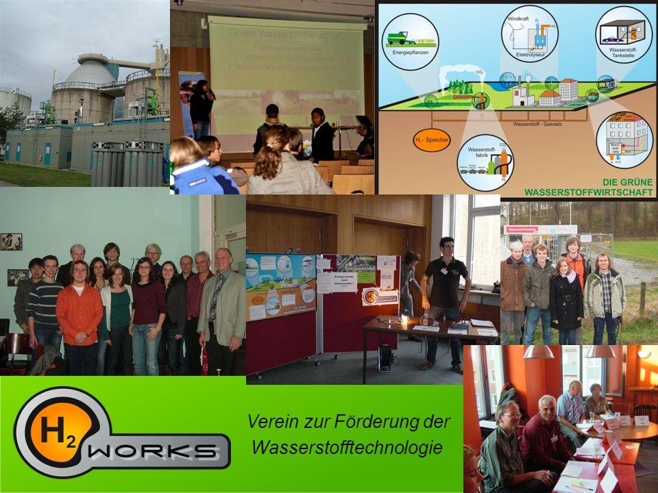 1 Verein zur Förderung der Wasserstofftechnologie