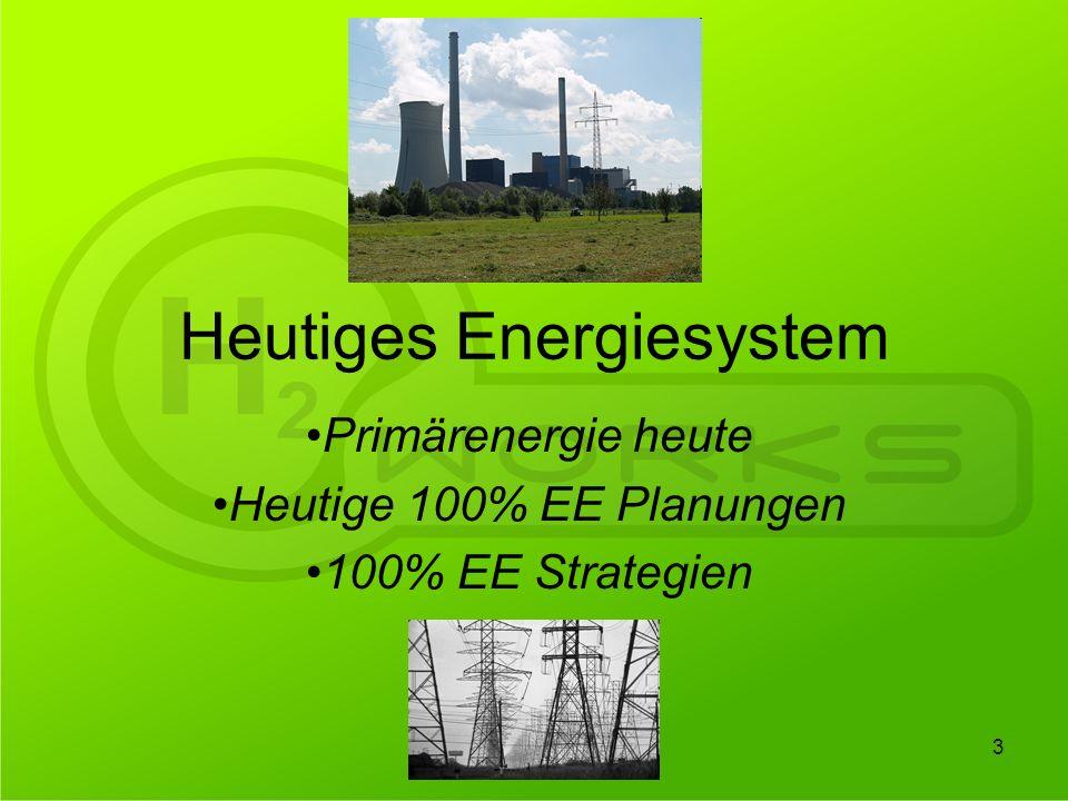 Primärenergien heute Stromwirtschaft –Strom durch Kohle, Uran, Gas –Lastregelung Wärmewirtschaft –Gas & Öl –Pipelines / Tanker Verkehr –Benzin, Diesel (Öl) 4