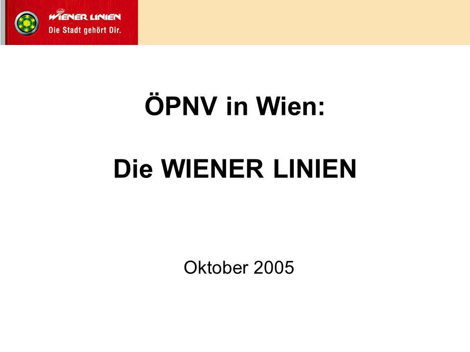Klaus Bamberger ÖPNV in Wien – Privat oder Staat? 12 Zufriedenheit mit dem ÖV