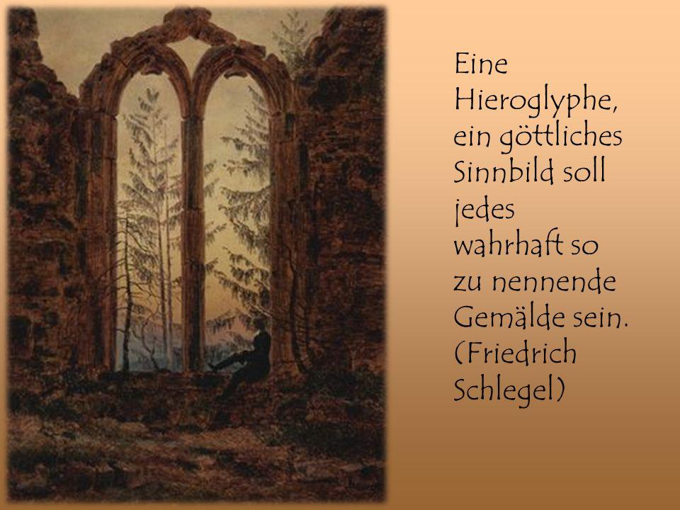 J.v.Eichendorff Sehnsucht Es schienen so golden die Sterne, Am Fenster ich einsam stand Und hörte aus weiter Ferne Ein Posthorn im stillen Land. Das H
