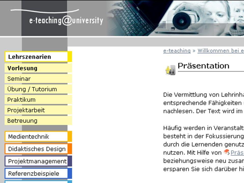 Institut für Wissensmedien Knowledge Media Research Center 19 Zugriff auf lokale Inhalte