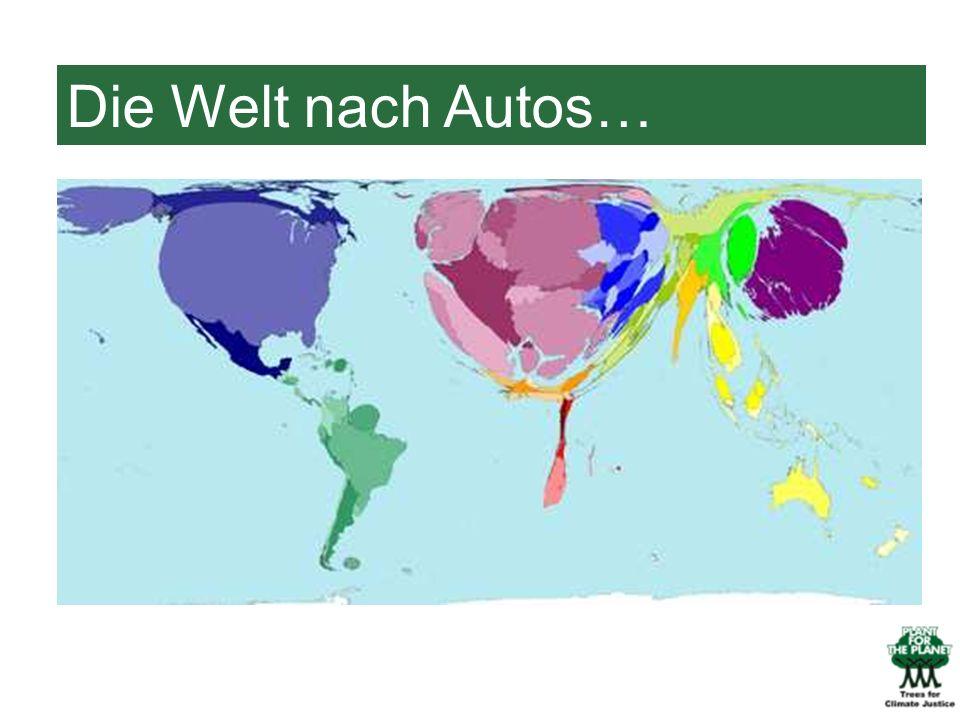 Die Welt nach Autos…