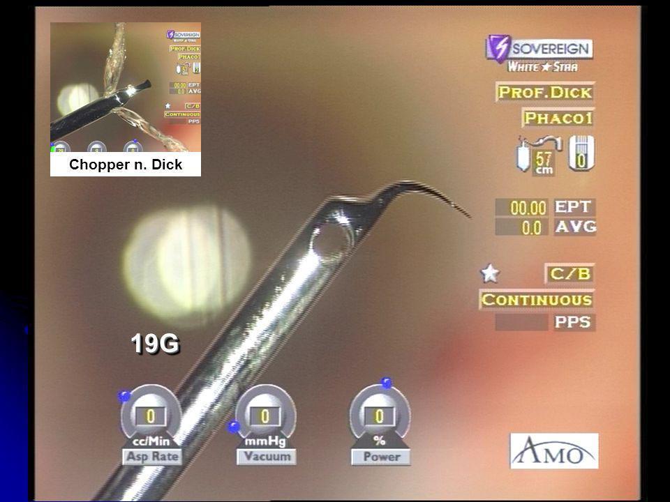 19G19G Chopper n. Dick