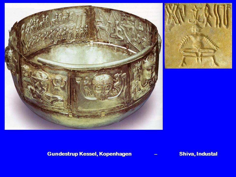 Gundestrup Kessel, Kopenhagen – Shiva, Industal