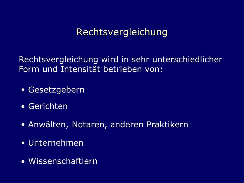 Zwingende Vorschriften nach RömVÜ Art.