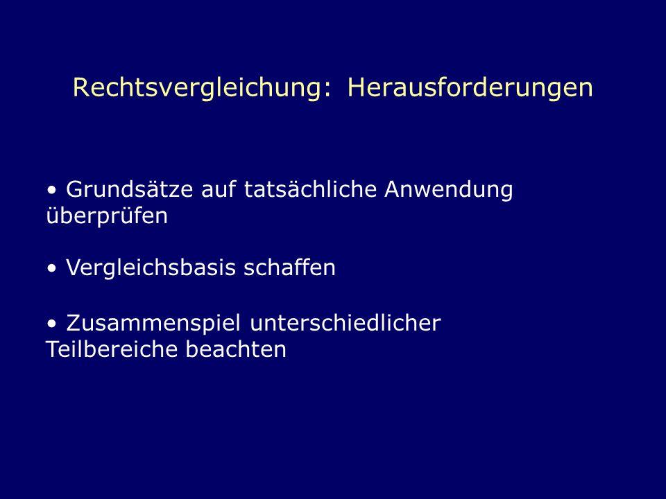 Leistung und specific performance Das deutsche Recht sieht den Primäranspruch auf Leistung als grundsätzlichen Rechtsbehelf vor - § 241 (1) BGB.
