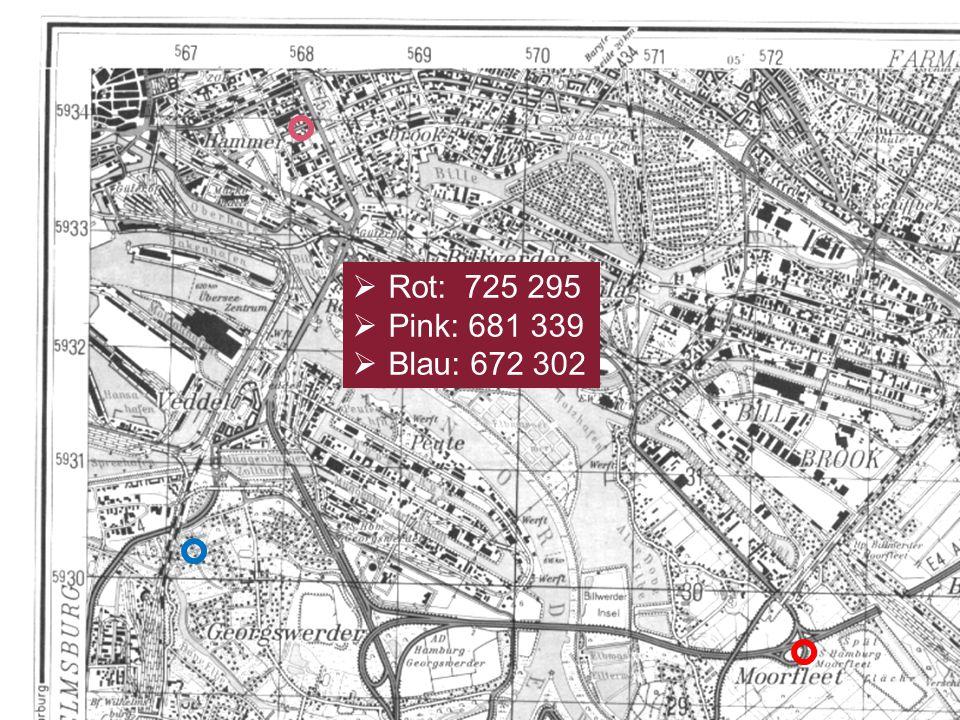 Folie 33Feuerwehr- und Katastrophenschutzschule Rheinland-Pfalz  Rot: 725 295  Pink: 681 339  Blau: 672 302
