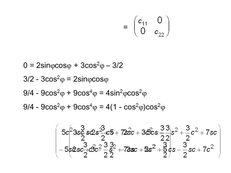 1 = 5x 2 + 3xy + 7y 2 A = =