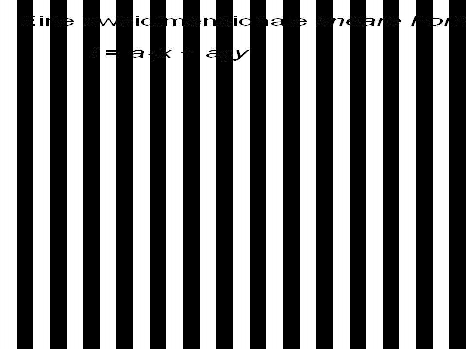 16. Zweidimensionale quadratische Formen
