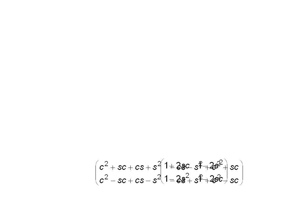 1 = x 2 + 2xy + y 2 A = =