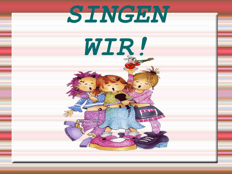 SINGEN WIR!