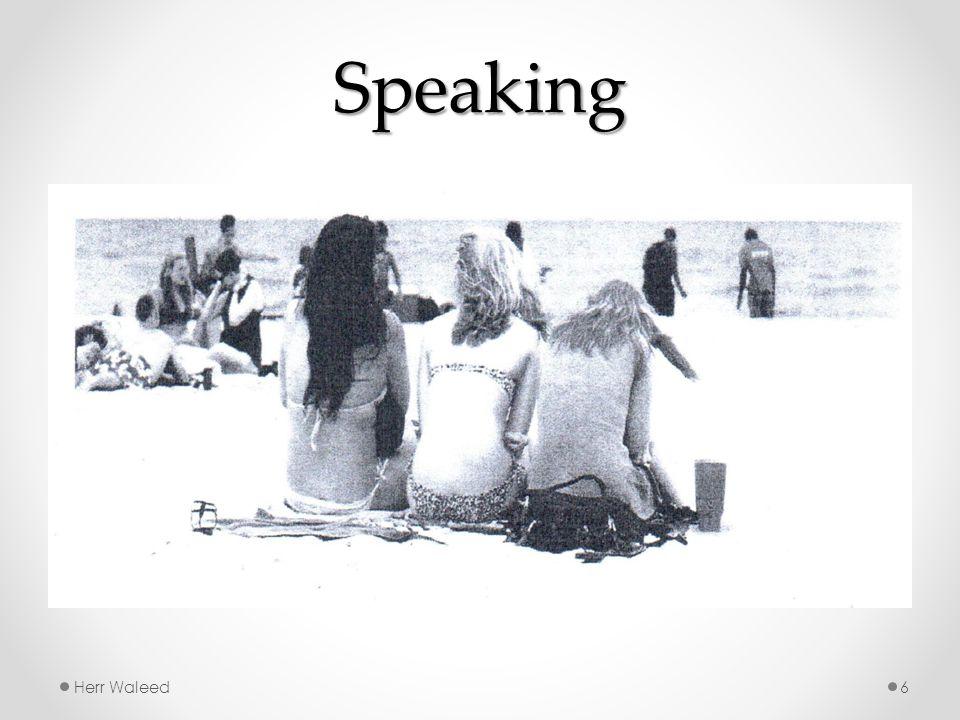 Speaking 6