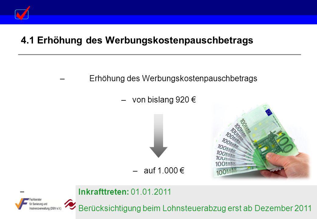 Karl-Marx-Str. 15 Steigerstraße 19 Dessauer Straße 5 Rosenstraße 12 06388 Baasdorf 99096 Erfurt 06366 Köthen 64839 Münster 4.1 Erhöhung des Werbungsko