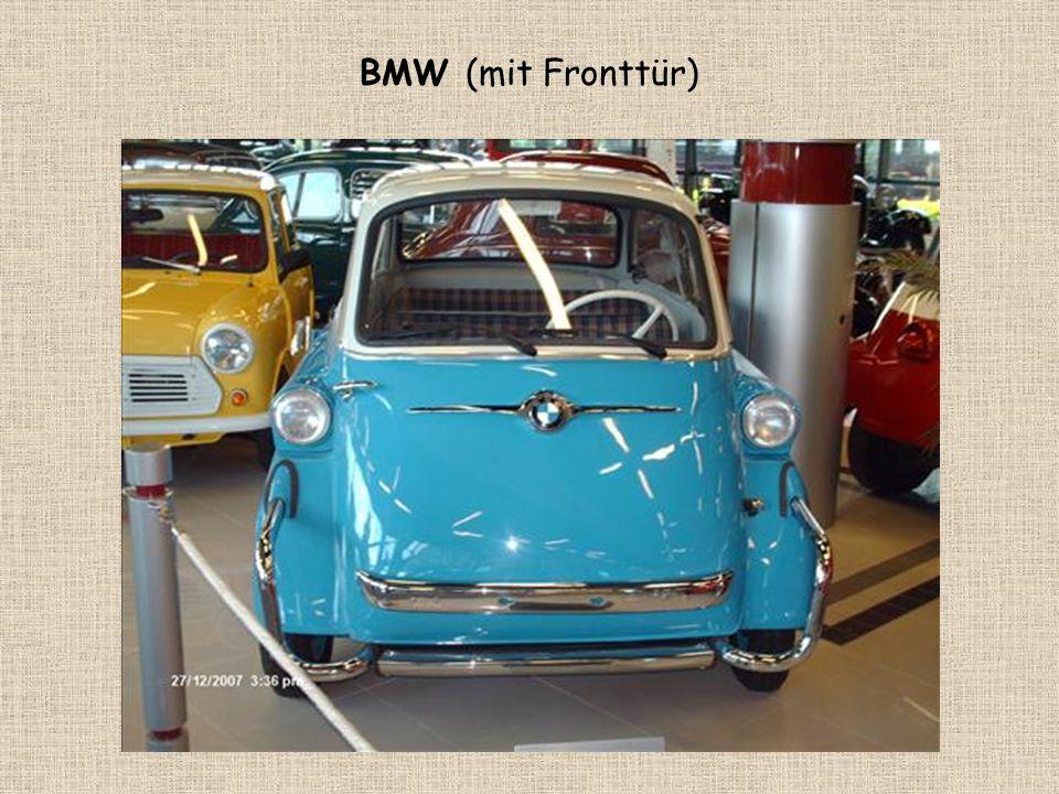 Morris Mini 1982 (Auto von Mr.Bean)