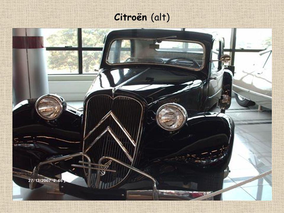 "Citroën Pallas Kröte"" - 1974"