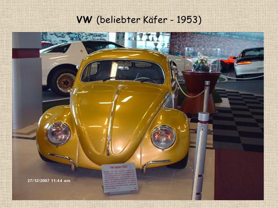 VW Brasilien - 1981 und Fiat 147 - 1978