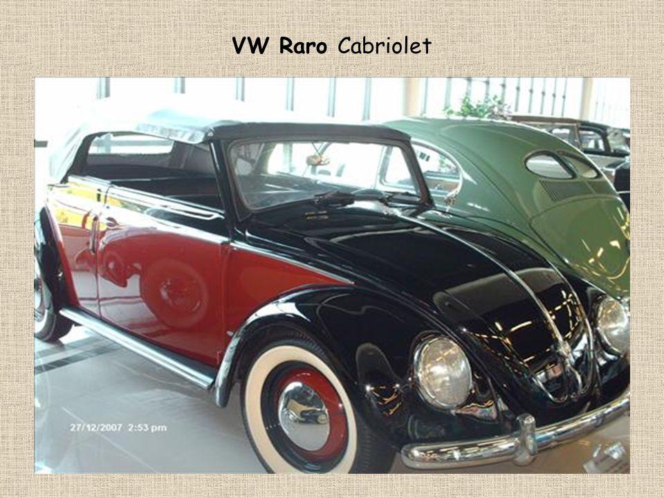 VW (beliebter Käfer - 1953)