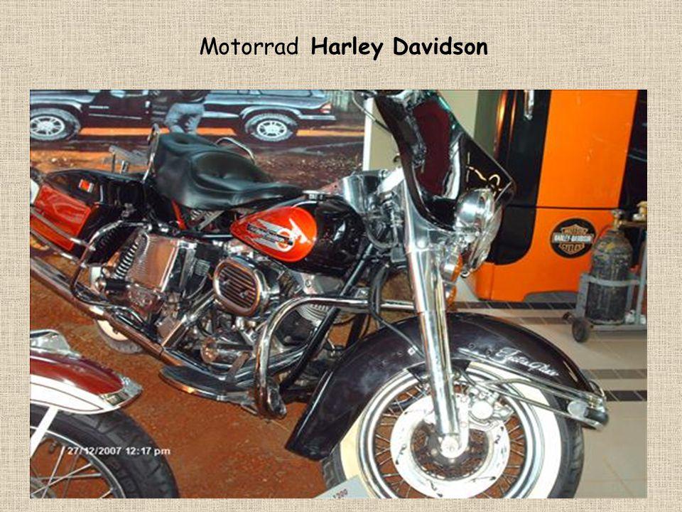 Motorrad Amazon (mit VW 1.6 Motor)