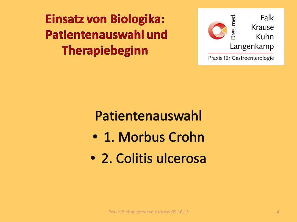 4Praxis Biologikatherapie Kassel 09.10.13