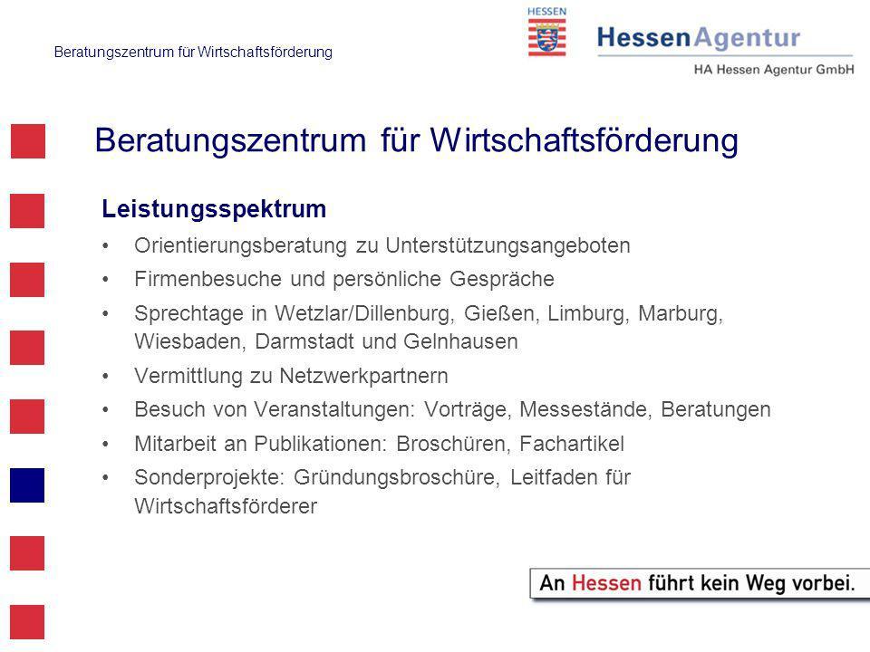 Beratungszentrum für Wirtschaftsförderung Gründungszuschuss www.arbeitsagentur.de Fördervoraussetzungen –Existenzgründer, die für mind.