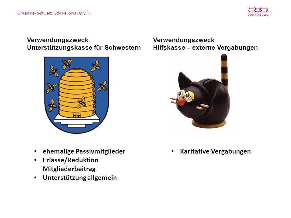 Orden der Schweiz. Odd Fellows I.O.O.F.