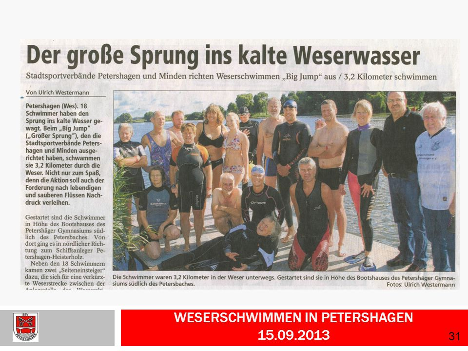 WESERSCHWIMMEN IN PETERSHAGEN 15.09.2013 31