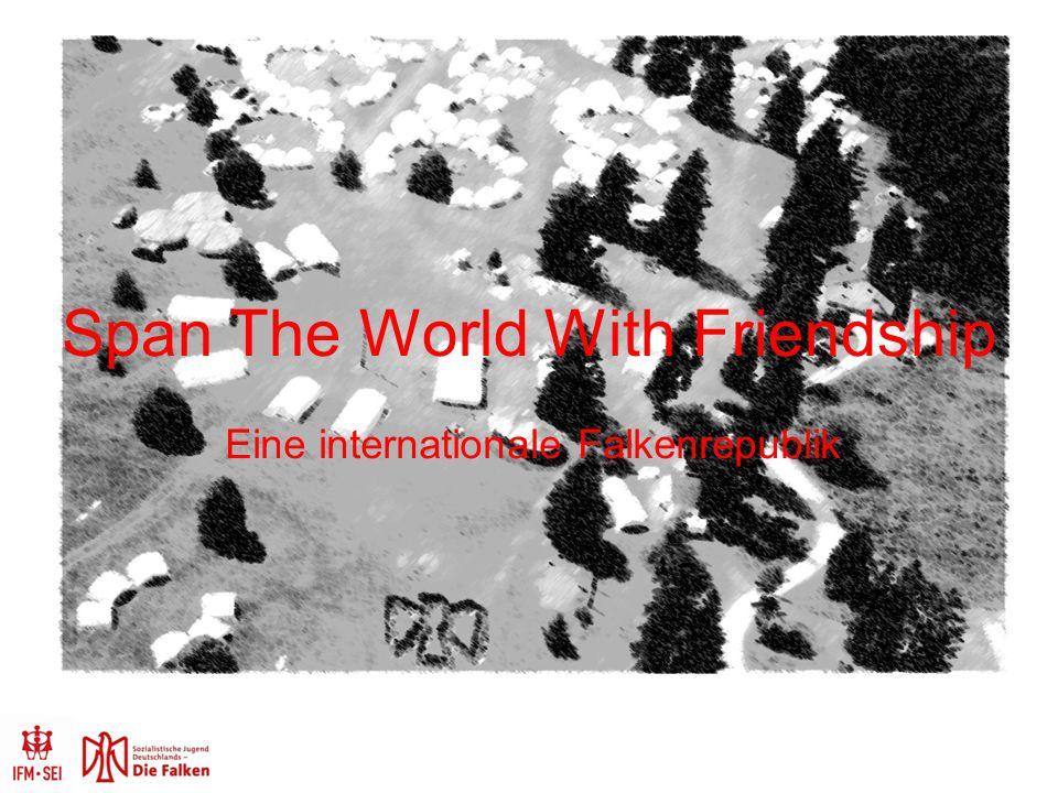 SAVE THE DATE: 23.07.-05.08.2016 Internationalismus IFM-Camps stehen für Internationale Solidarität Kampf für offene Grenzen Einsatz für Frieden