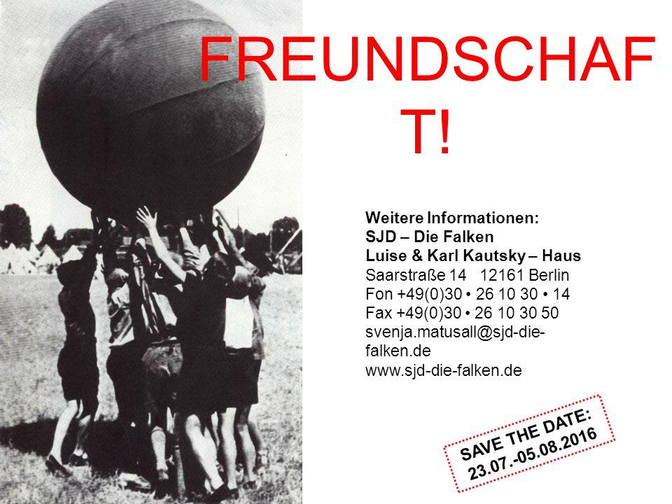 FREUNDSCHAF T.