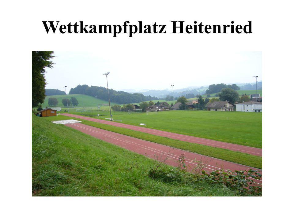 Wettkampfplatz Heitenried
