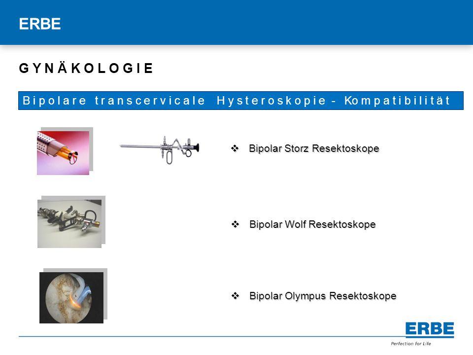 Titelmasterformat durch Klicken bearbeiten  Bipolar Storz Resektoskope G Y N Ä K O L O G I E  Bipolar Wolf Resektoskope  Bipolar Olympus Resektosko