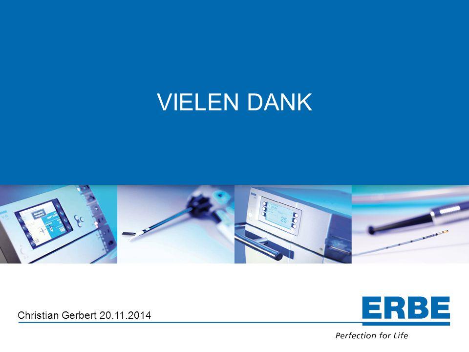 Titelmasterformat durch Klicken bearbeiten VIELEN DANK Christian Gerbert 20.11.2014