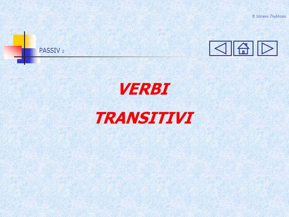 © Moreno Trubbiani P A S S I V PASSIV 1