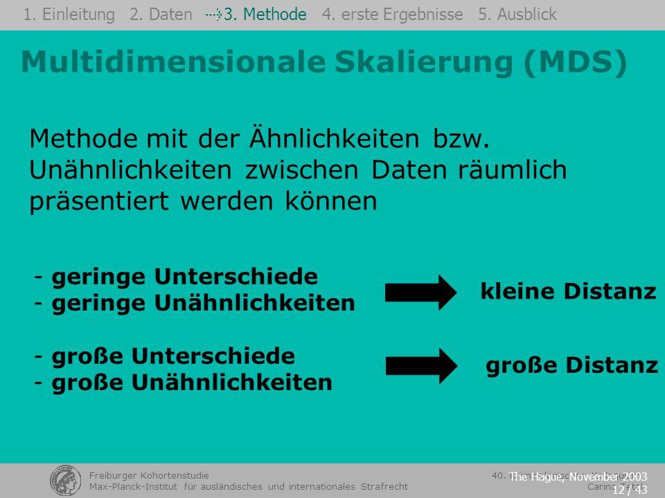 Prof. Dr. Ulrich Sieber Freiburger Kohortenstudie 40. Kriminologisches Kolloquium Max-Planck-Institut für ausländisches und internationales Strafrecht