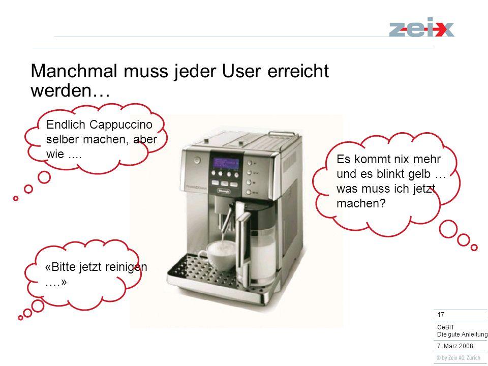17 CeBIT Die gute Anleitung 7.