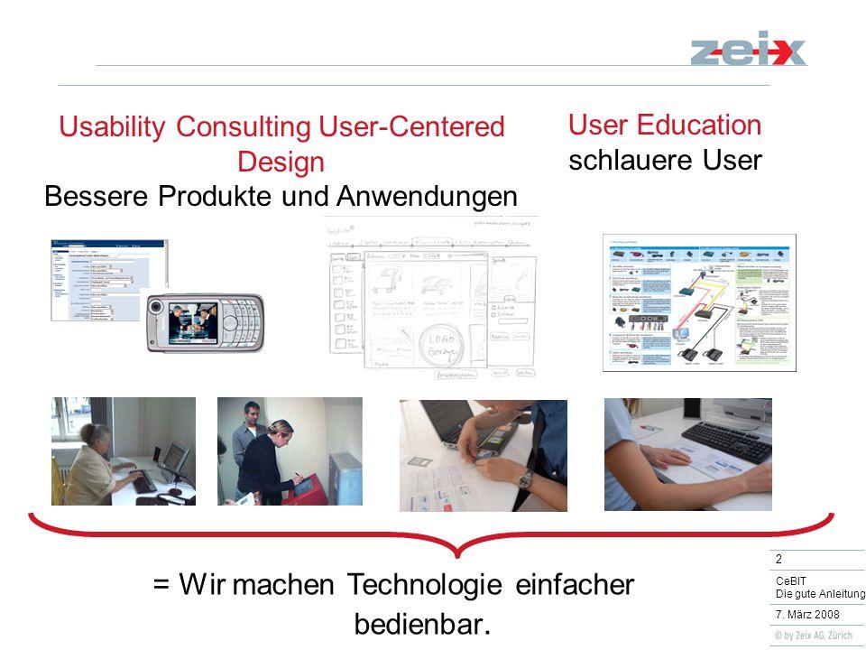 2 CeBIT Die gute Anleitung 7.