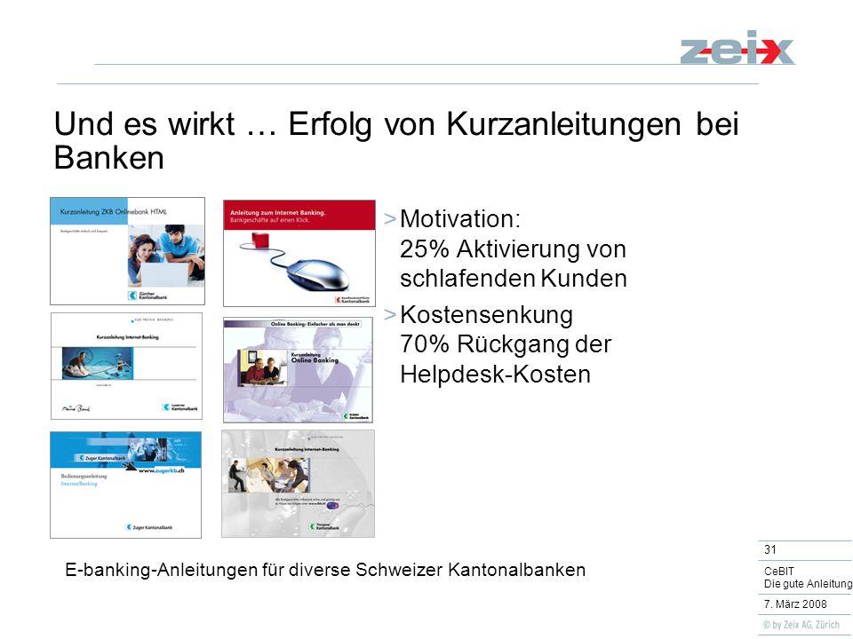 31 CeBIT Die gute Anleitung 7.