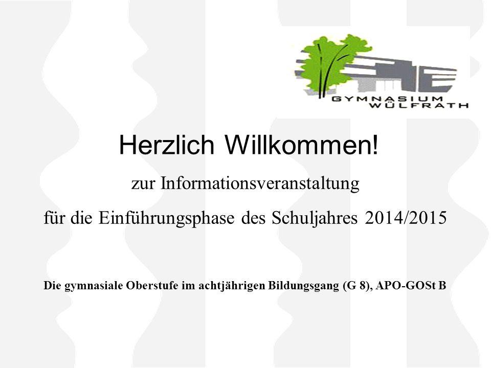 12 Zentrale Klausuren am Ende der Einführungsphase  Deutsch, Mathematik  2.