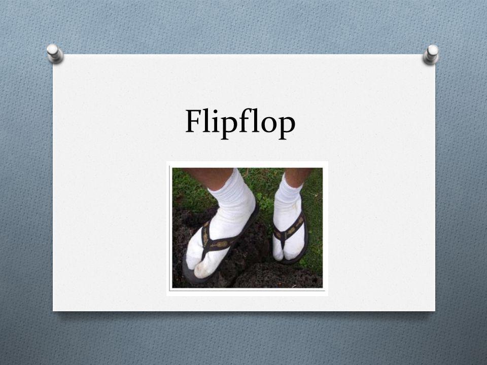 Überblick O Allgemein - Was ist ein Flipflop .O Grober Aufbau O Wie funktioniert ein Flipflop.