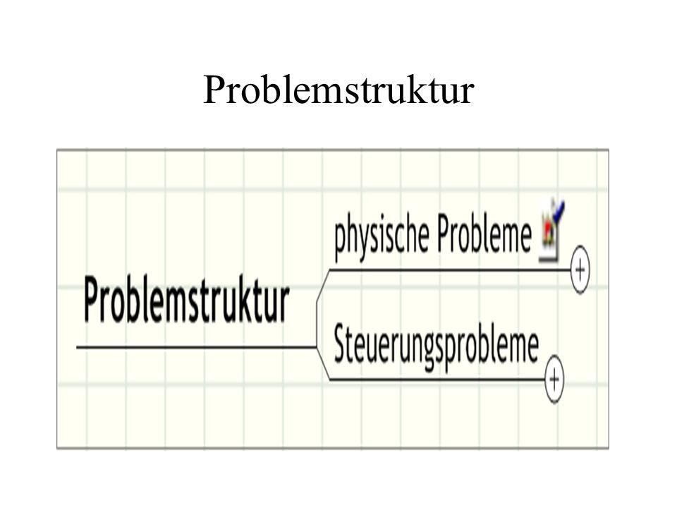 Problemstruktur