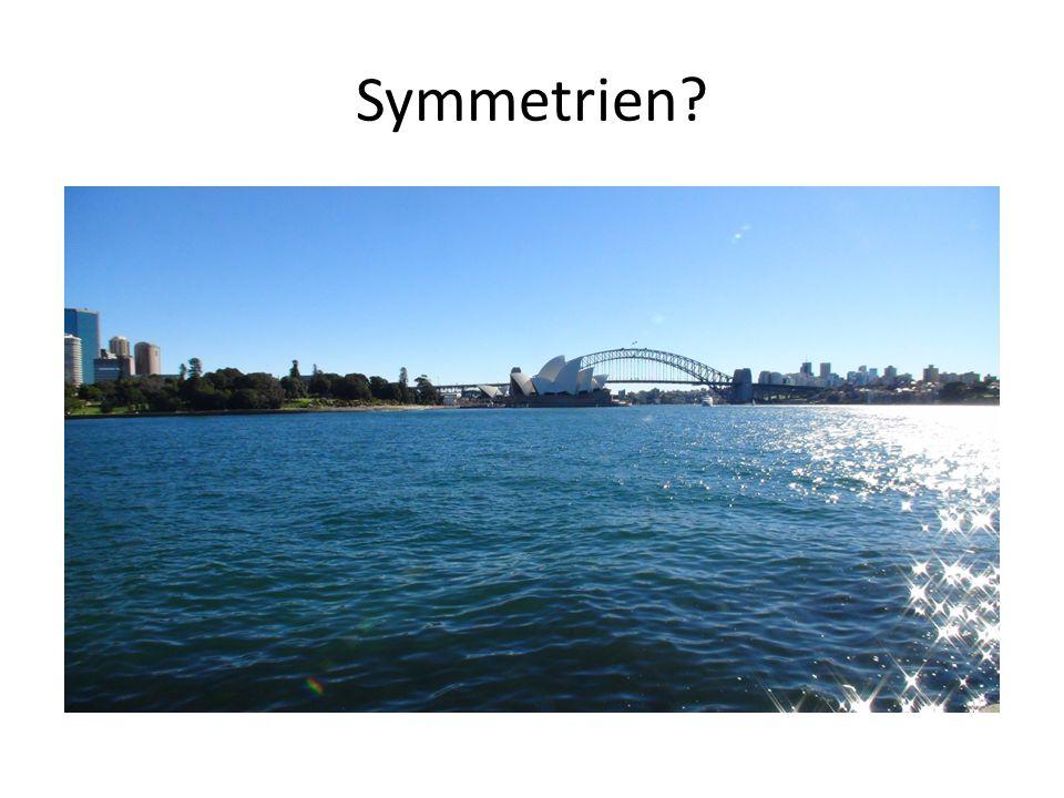 Symmetrien?