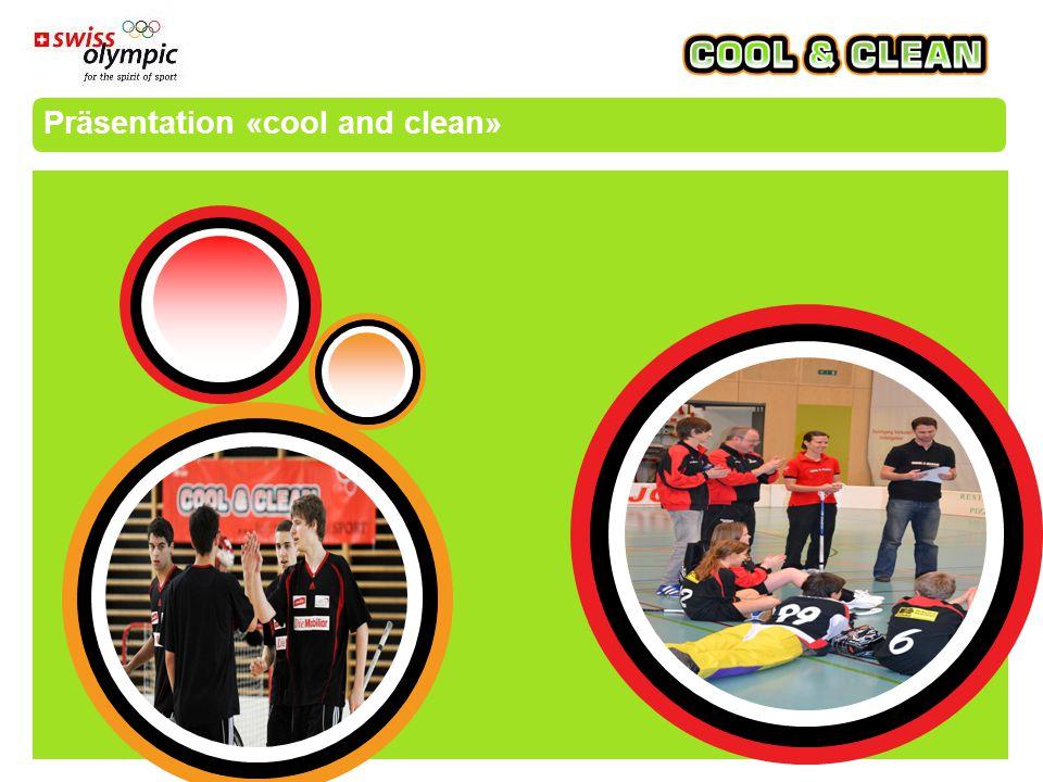 Zusammenfassung  «cool and clean» steigert dein präventives Wissen.