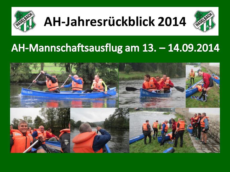 AH-Jahresrückblick 2014