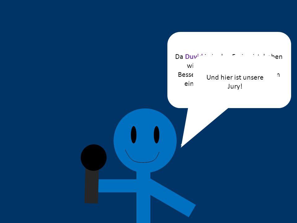 "Naja. Rückblende aus ""Duniel und Duvid News Naja!"