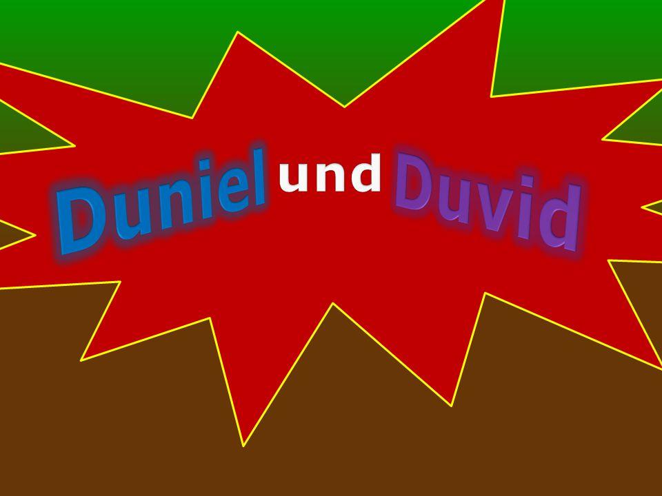 """""""Duniel sucht den Duvid-Star Eine Duniel und Duvid Produktion von Daniel Hector Casas Gonzalez Gleich geht's weiter"""