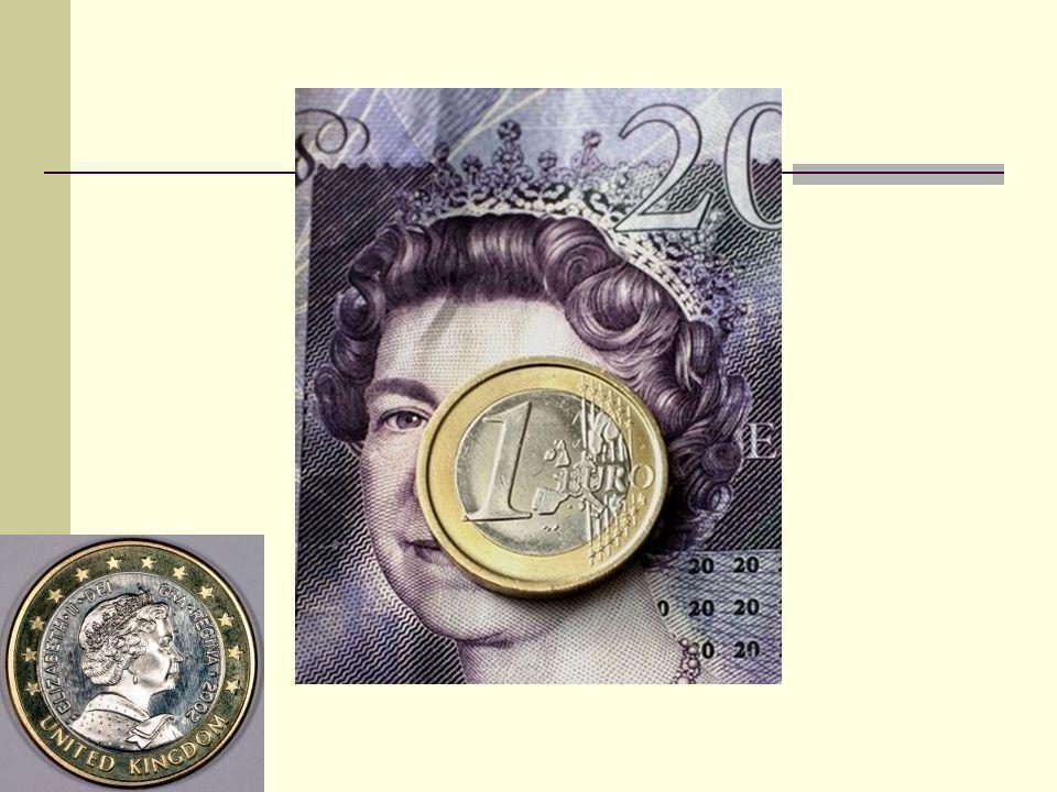 Briten und der Euro Auch die Briten haben in einem Referendum zur Gemeinschaftswährung gegen den Euro gestimmt.