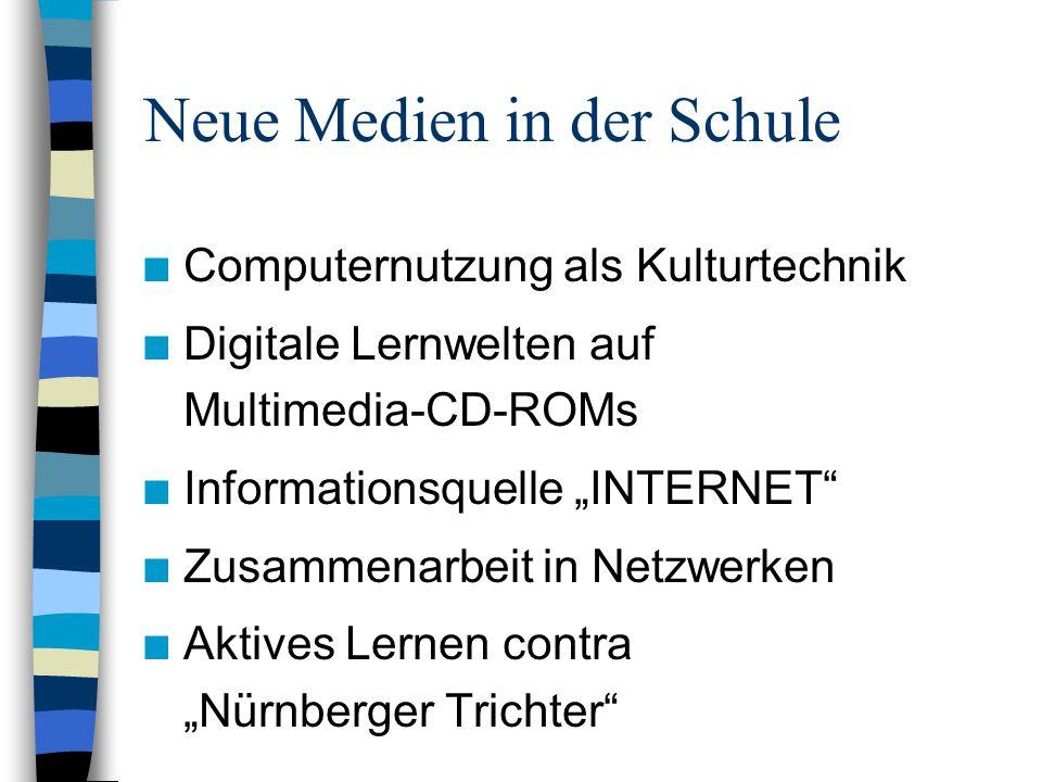 SchiLF-TELuMM (IV) n Entwicklungsstand und Zeitplan –Inhalte der Materialien liegen vor –Einführungsveranstaltung fand mit 260 Teilnehmer am 04.