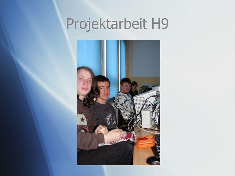 Projektarbeit H9
