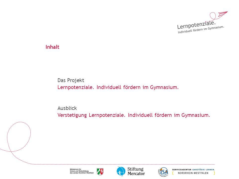 Projektpartner das Ministerium für Schule und Weiterbildung des Landes Nordrhein- Westfalen (MSW) die Stiftung Mercator in Essen das Institut für soziale Arbeit e.V.